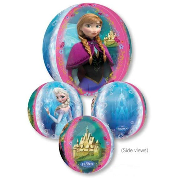 ORBZ Balloon Bubbles - FROZEN