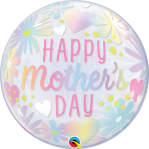 ORBZ Balloon Bubbles - HAPPY MOTHER'S DAY