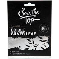Over The Top - SILVER LEAF