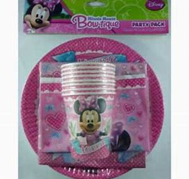 Party Pack - MINNIE MOUSE