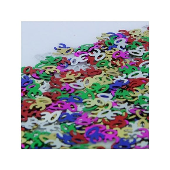 Confetti Table Scatters - MULTI COLOURED 30