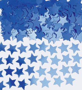 Confetti Table Scatters - BLUE STARS