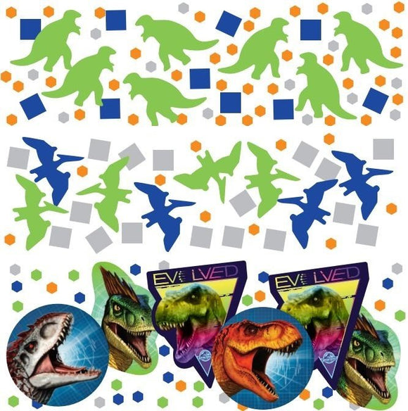 Confetti Table Scatters - JURASSIC WORLD