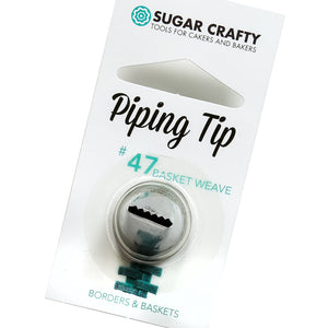 Sugar Crafty PIPING TIP #47