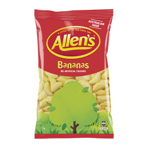 Allen's BANANAS 750gm