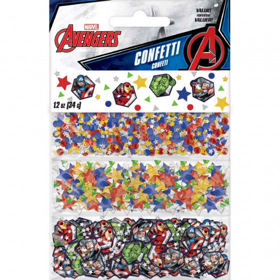 Confetti Table Scatters - AVENGERS (Series 2)