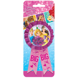Award Ribbon - DISNEY PRINCESS