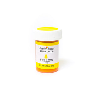 CHEFMASTER Candy Colour - YELLOW