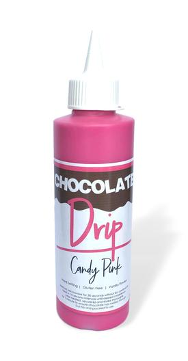 Chocolate Drip - CANDY PINK