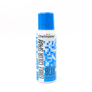 Chefmaster Edible Colour Spray - BLUE