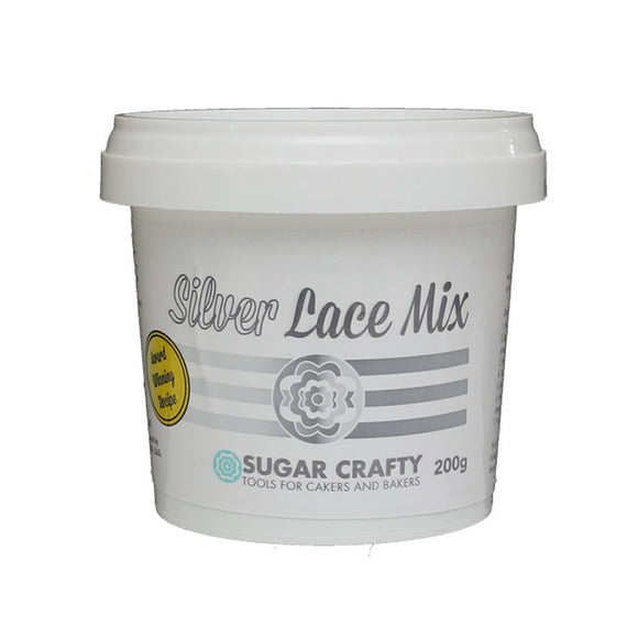 Silver Lace Mix - 200gm