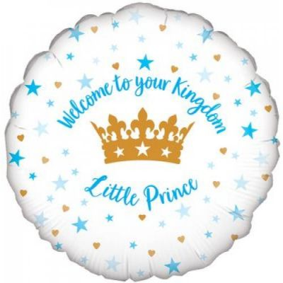 45cm Foil Balloon - Little Prince