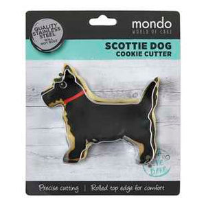 Mondo Cookie Cutter - SCOTTIE DOG