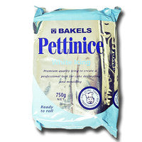 BAKELS Pettinice Icing 750gm - WHITE