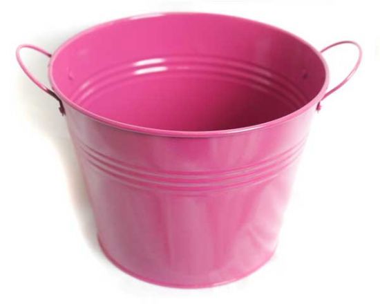 BRIGHT PINK Pail / Bucket