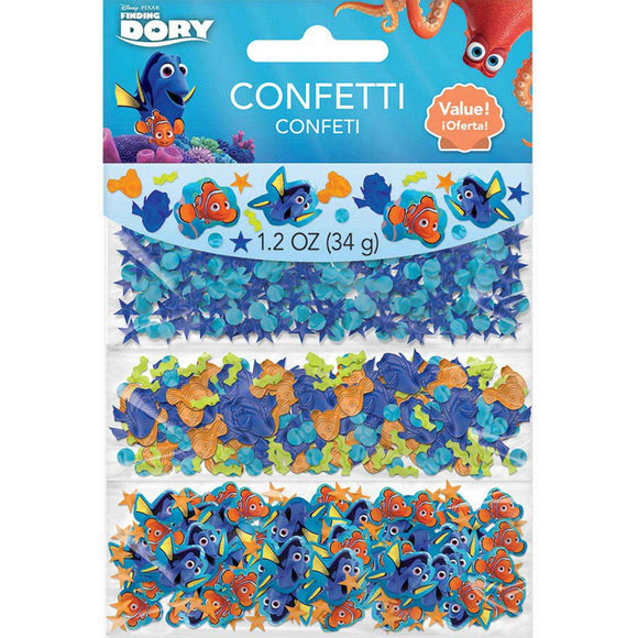 Confetti Table Scatters - FINDING DORY