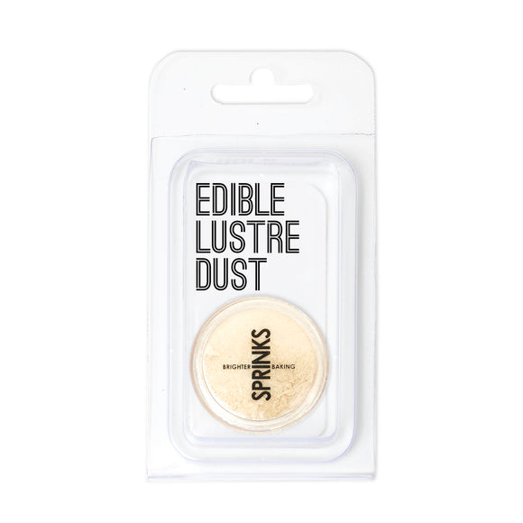 SPRINKS Luster Dust - CHAMPAGNE