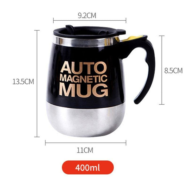 Automatic Magnetic Self Stirring Mugs - Cool Gadgets