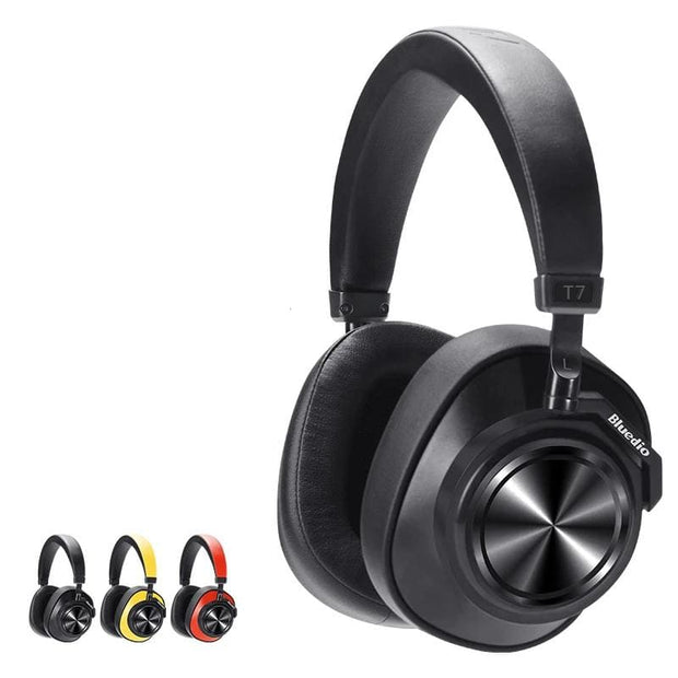 Bluedio Wireless Headphone with Active Noise Cancelling - Cool Gadgets