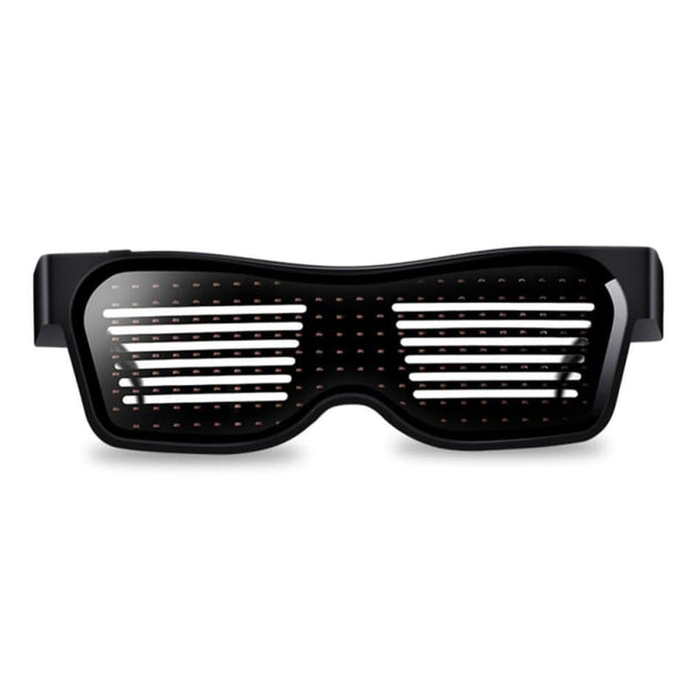 Bluetooth Customized Led Party Glasses - Cool Gadgets