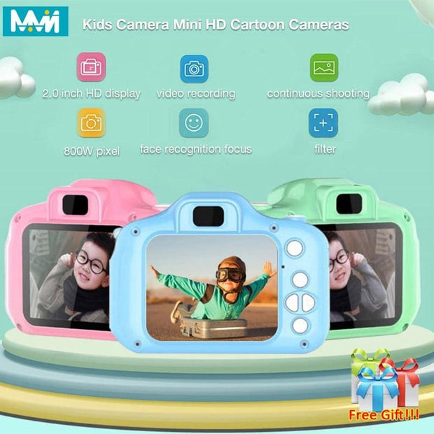 Kids Mini Digital Camera - Gifts & Toys