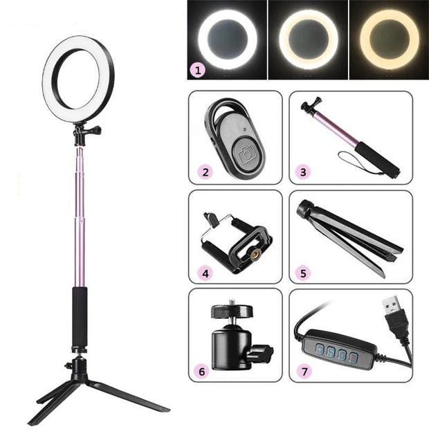 LED Light Kit for Photography and Video - Cool Gadgets