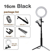 LED Light Kit for Photography and Video - Green - Cool Gadgets