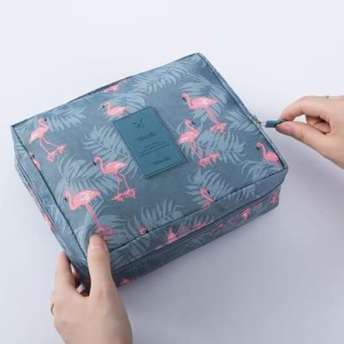 Multifunction Makeup Toiletry Bag - 18 - Fashion & Accessories