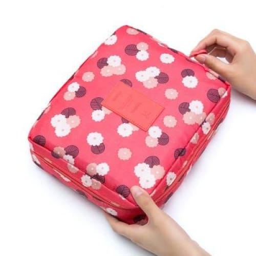 Multifunction Makeup Toiletry Bag - 9 - Fashion & Accessories