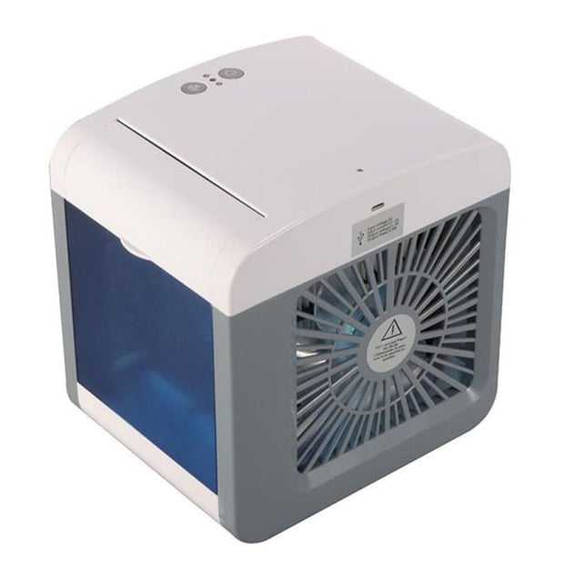Portable Digital Air Cooling Fan - Cool Gadgets