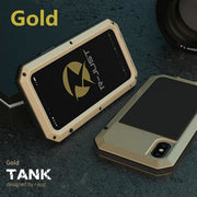 Shockproof Waterproof Military Armour iPhone Case - For iphone 4 4S / Gold Phone Case - Cool Gadgets