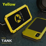 Shockproof Waterproof Military Armour iPhone Case - For iphone 4 4S / Yellow Phone Case - Cool Gadgets
