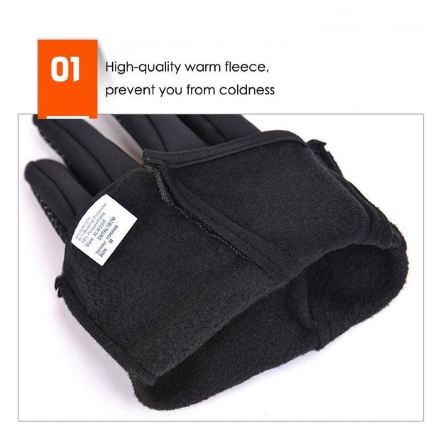 Winter Thermal Warm Gloves - Fashion & Accessories