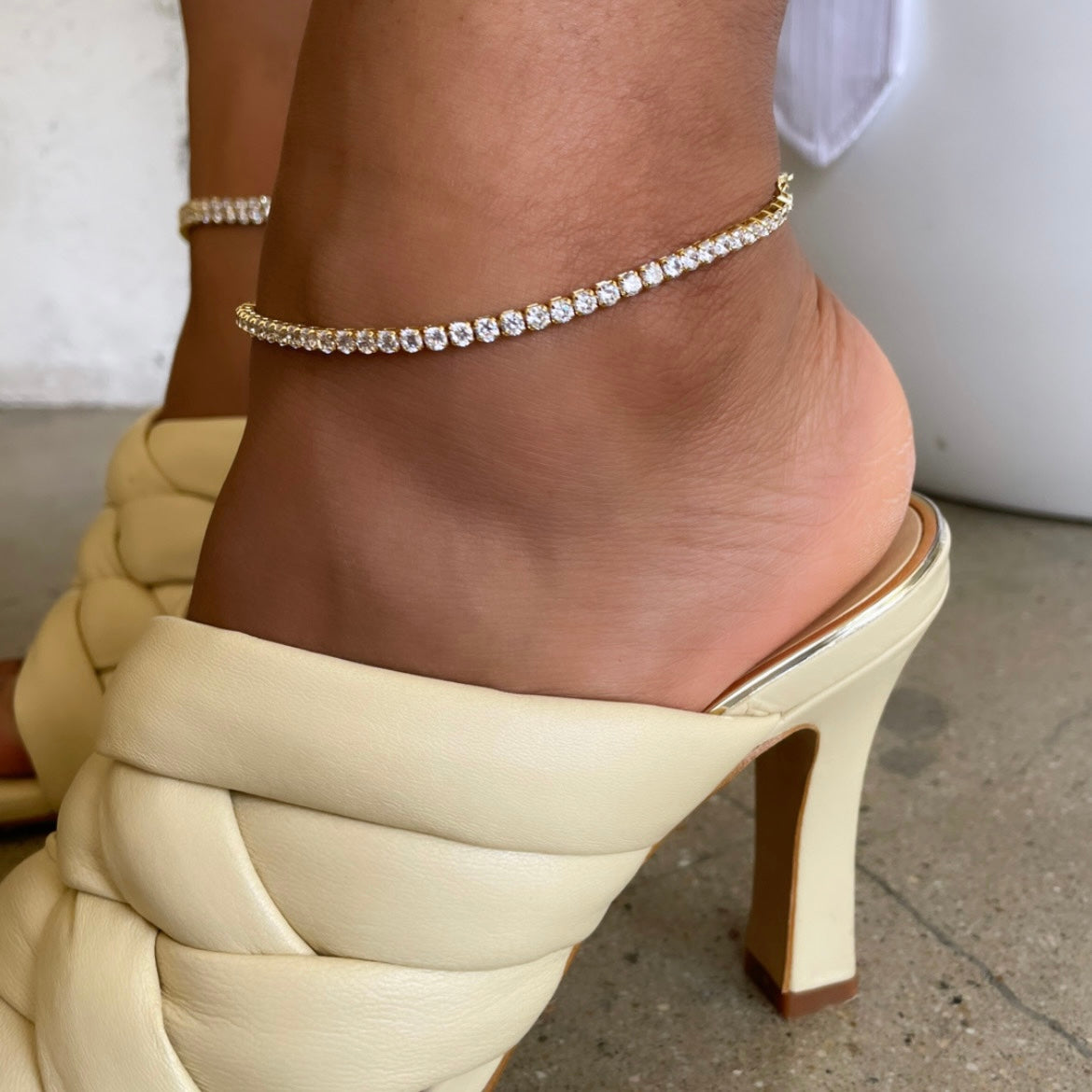 Heavenly Anklet