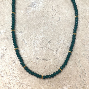 Lady Emerald Necklace