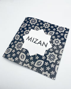 MIZAN Adult Coloring Book
