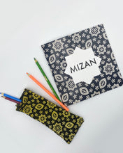 Load image into Gallery viewer, MIZAN Adult Coloring Book