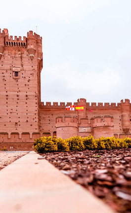 Royal tour: Spanish castles