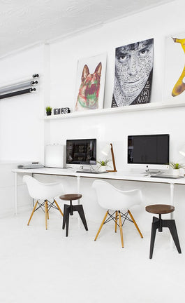 How to decorate your workspace to achieve your goals: 4 rules