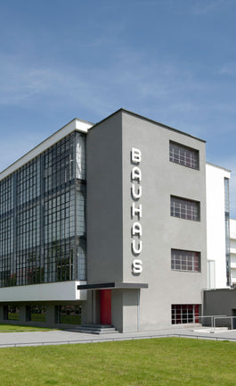 10 amazing Bauhaus facts