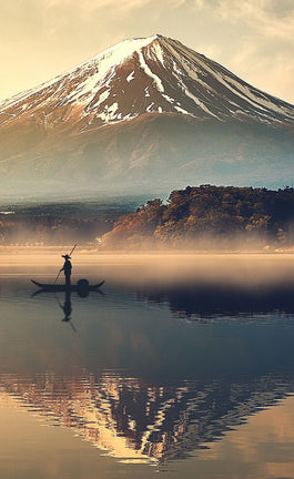 Mount Fuji as Landscape for the Future