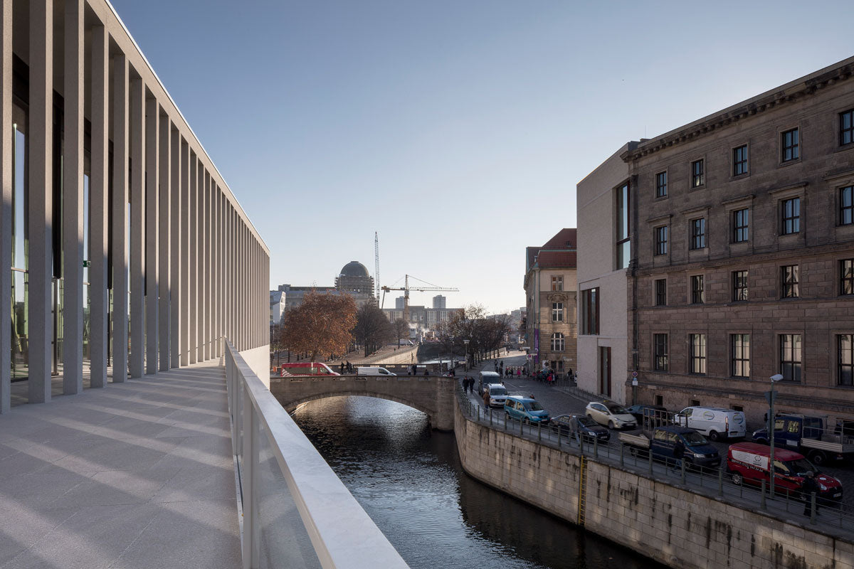 Foto: Ute Zscharnt para David Chipperfield Architects