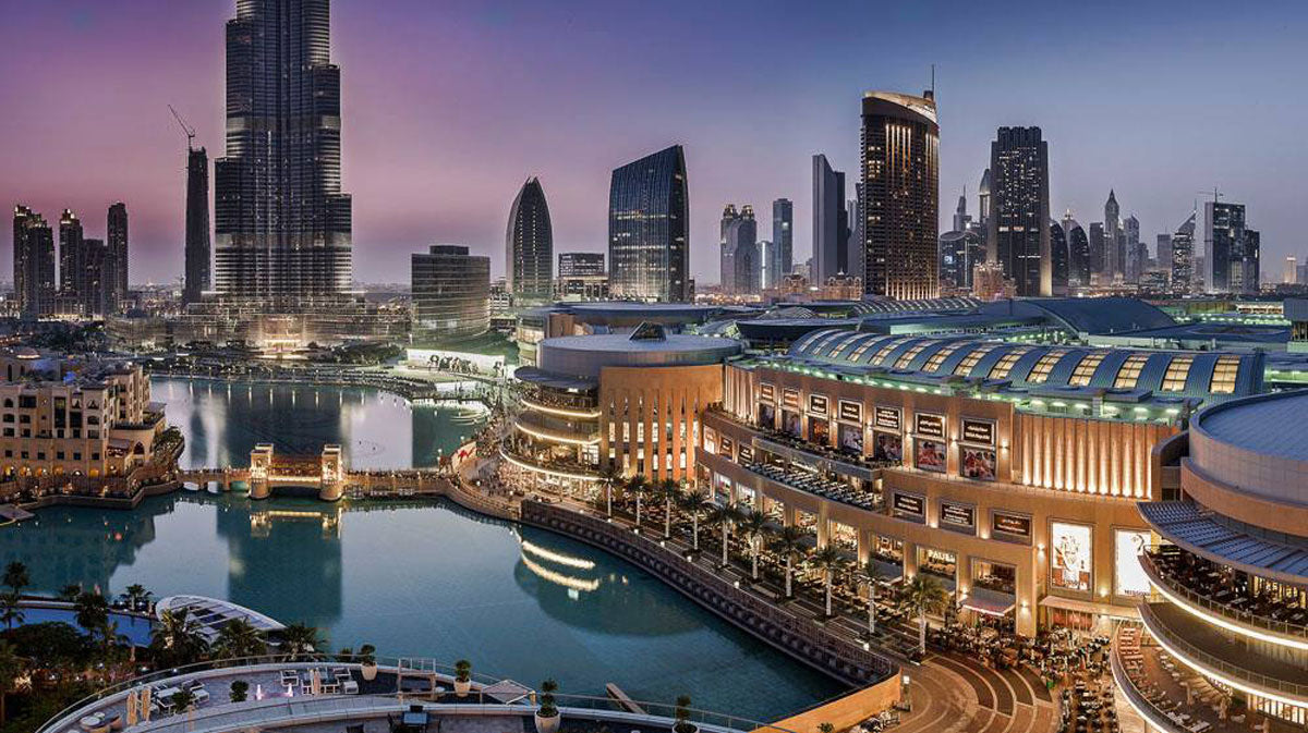 The Dubai Mall (Photo: courtesy)