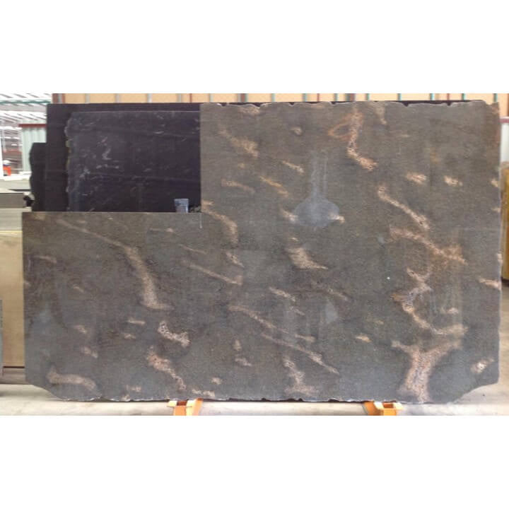 Copper Brown _Placa | Pulido Brillado | 194x186x2 cm | Lote: 2 - Grupo Arca