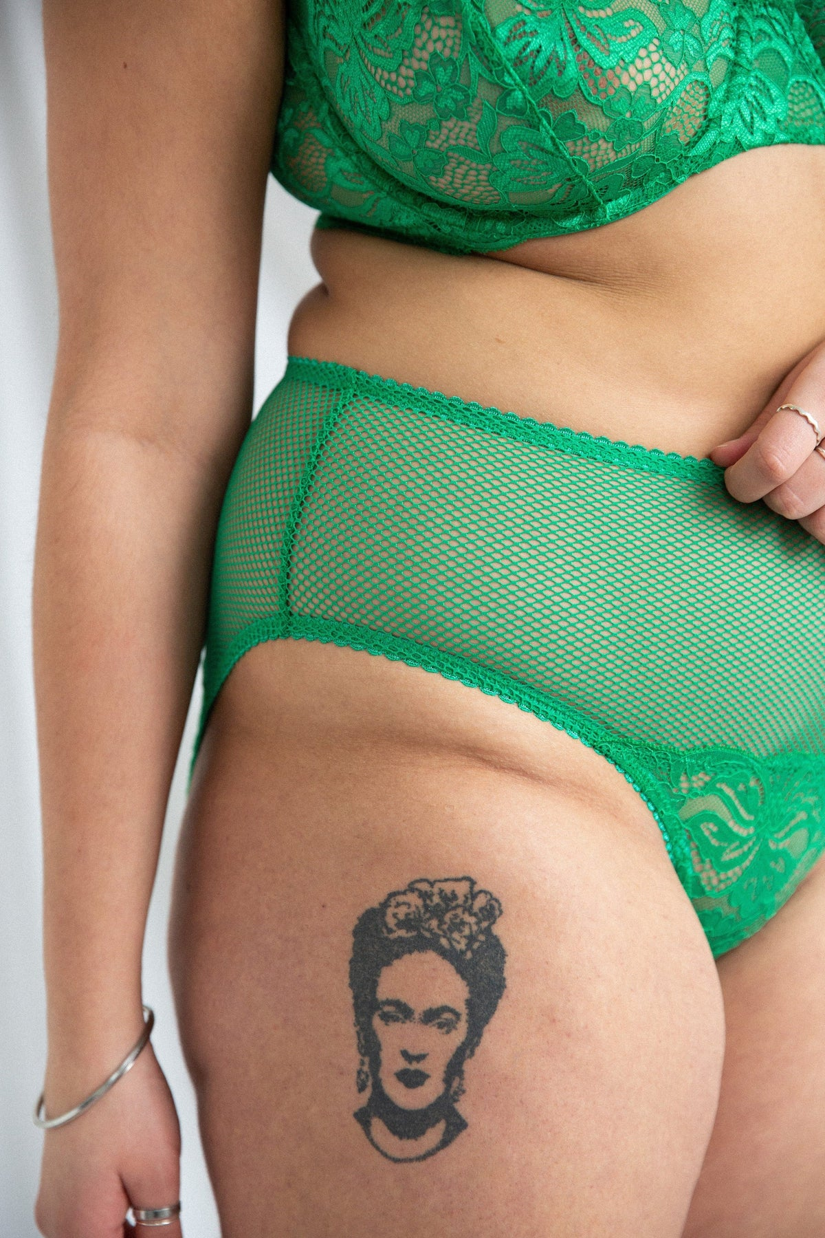 lonely lingerie womanhood high waist brief