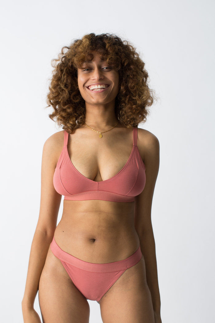 the nude label organic cotton underwear