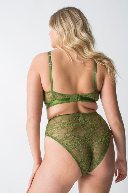 Kiki High Waist Brief Meadow