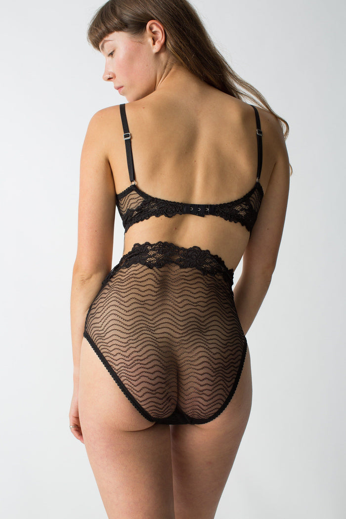 lonely underwear womens womanhood black lace