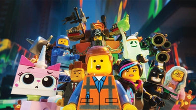 7 Lego Lighting Tips from The LEGO® Movie