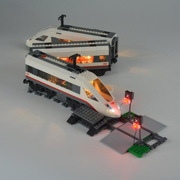 High-speed Passenger Train #60051 Lighting Kit